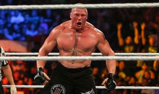 WrestleMania: WWE reveal major Brock Lesnar and Drew McIntyre plans ahead of title fight