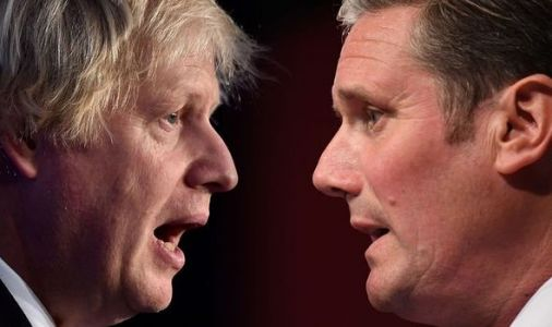 Conservative Party PICKS APART Sir Keir Starmer as he 'clings on to lefty politics'