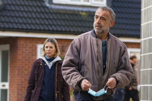 Corrie fans taken aback as Kevin Webster opens up about dead wife and son Jake