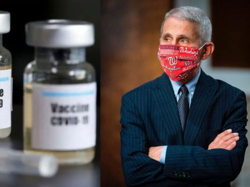 Fauci says 2 new vaccines could be ready for US approval within weeks, not months