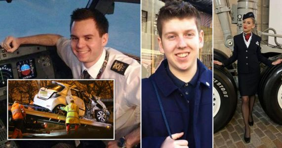 Three BA cabin crew killed in drink-drive crash while celebrating New Year's Eve