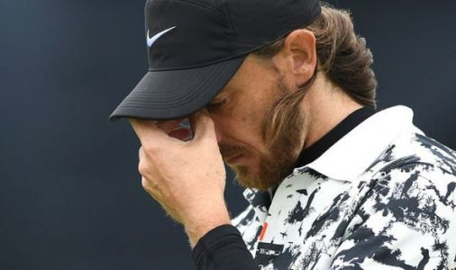 Crestfallen Tommy Fleetwood opens up on Open woes after Shane Lowry denies him dream win