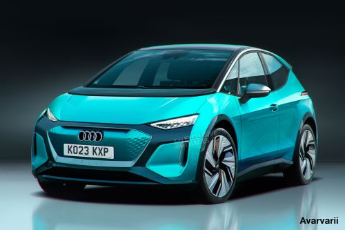 New premium Audi electric supermini on the way