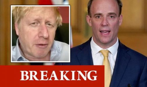 Dominic Raab says 'fighter' Boris Johnson 'will pull through' in health update