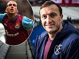 West Ham skipper Mark Noble speaks to JAMIE REDKNAPP about the top-four race and Paolo Di Canio