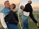 Cody Simpson and his girlfriend Marloes Stevens attempt an iconic Dirty Dancing scene