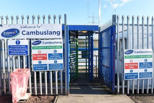 Government confirms money recouped from disgraced firm 2 Sisters will not be re-invested in Cambuslang
