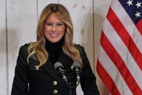 Melania 'not sad to leave White House as she learns about husband from Twitter'