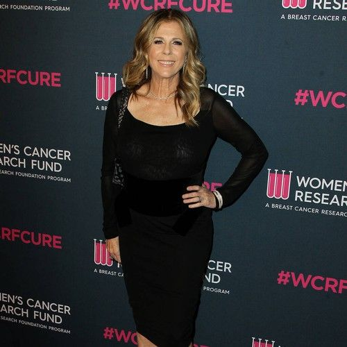 Rita Wilson to host CMT benefit show in honour of Kenny Rogers