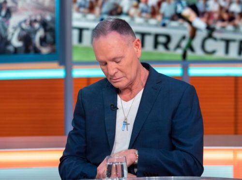 Paul Gascoigne In Tears As He Discusses Impact Of Sexual Assault Trial
