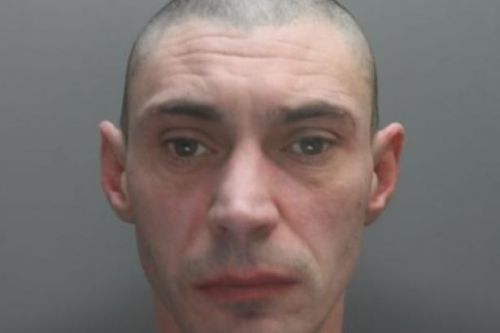 Man jailed after taking bite out of sister's ear and throwing a fridge at her