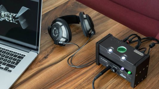 Chord unveils mini headphones amp with some serious audio chops