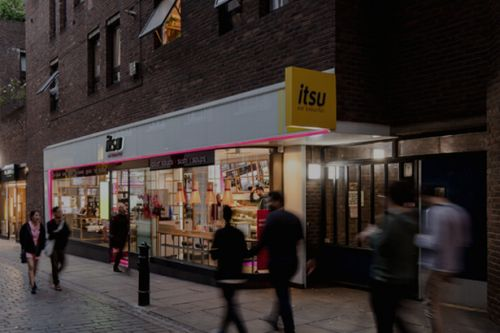 Itsu open more stores along with new recipes and the chance to win discount card