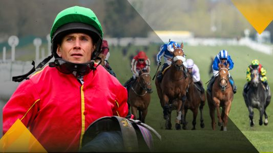 Ryan Moore: Seeking a winner with Star on Goodwood Cup day