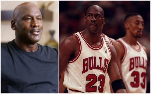 Michael Jordan accused of telling a 'blatant lie' in 'The Last Dance' final episode