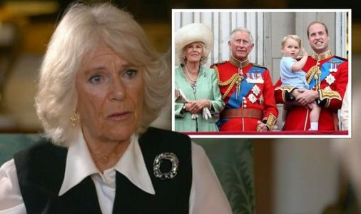 'I do worry' Duchess of Cornwall shares concern for grandchildren's health