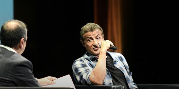 Stallone starts a stampede in Cannes by Richard Mowe