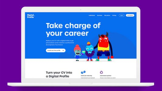 Supercharging CVs: Digital Profile helps career hunters find a perfect match