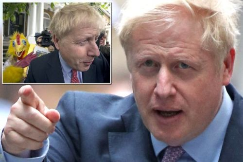 "Boris Johnson branded ""racist"" who is ""not fit for office"" as he remains top of PM poll"