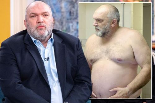 Neil 'Razor' Ruddock admits he has put ON weight since 'wake up call' about health