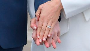 The lovely story behind Prince Harry getting Meghan's engagement ring