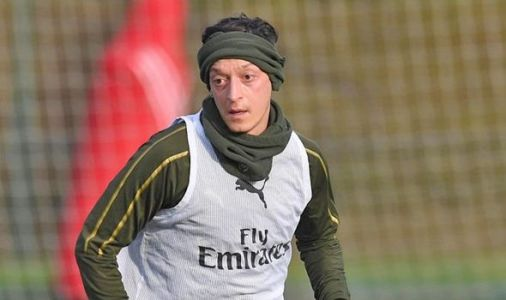 Arsenal star Mesut Ozil breaks silence after West Ham squad axe
