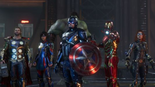 Marvel's Avengers is coming to Game Pass this month