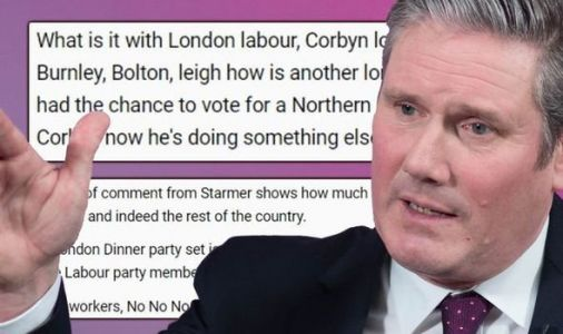 'He's lost the plot!' Starmer suffers furious Red Wall backlash over 'levelling up' attack