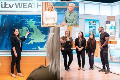 ITV Studios tours launch and you can visit the This Morning and Loose Women sets