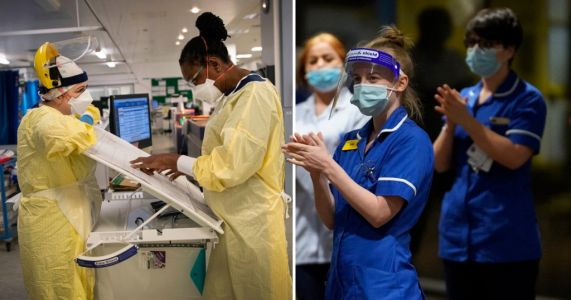 NHS workers get 'kick in the teeth' with 'pitiful' 1% pay rise offer