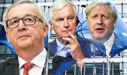 Brexit LIVE: 'EU refusal to re-negotiate Brexit is an act of self harm'