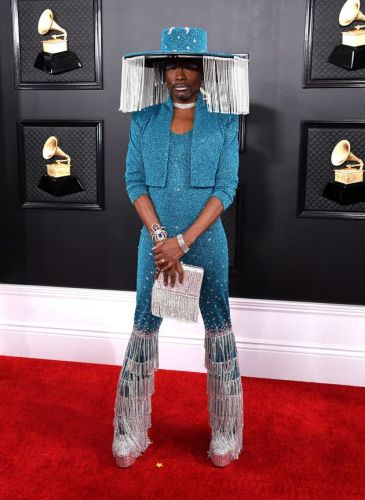 Grammys 2020 Red Carpet: Billy Porter's Fabulous Hat Sparks Our Favourite New Meme