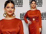 Maren Morris attends 20th annual Americana Honors & Awards from Nashville
