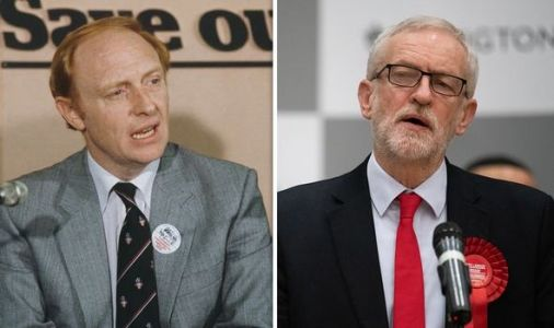 Jeremy Corbyn sent dire message as unearthed Neil Kinnock resignation video emerges