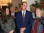 Prince William holds climate change talks with Bill Gates and Hillary Clinton