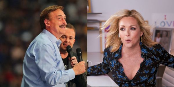 MyPillow CEO Mike Lindell sues Daily Mail over story about alleged romance with '30 Rock' star Jane Krakowski