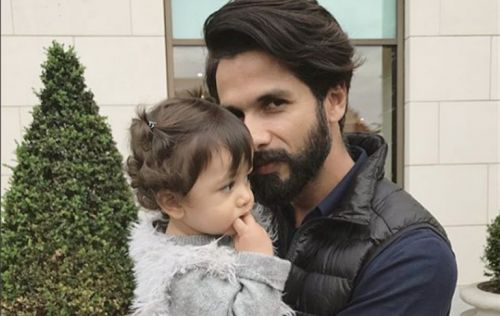 Shahid Kapoor shares top three films he'd like to show his children