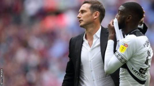 Chelsea discover how much they will have to pay for Lampard release