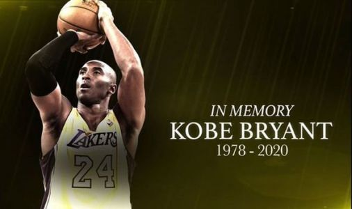 WWE pay touchingtribute to Kobe Bryant at Royal Rumble following legend's tragic death