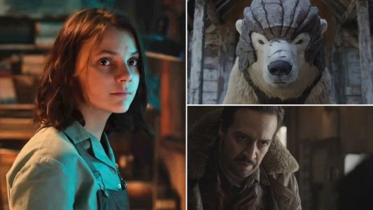 His Dark Materials' intense trailer warns of terror ahead for Lyra as hidden enemies come after her