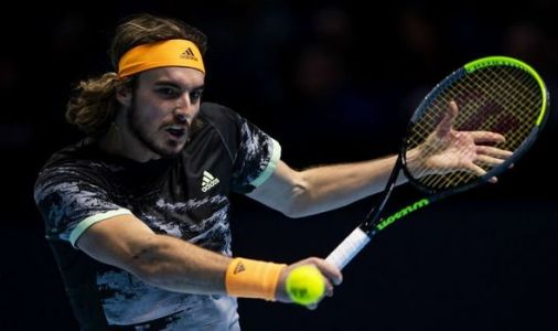 Stefanos Tsitsipas makes Rafael Nadal promise after 'strange' stat in ATP Finals defeat