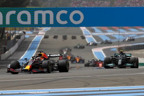 F1 French Grand Prix race results: Verstappen wins from Hamilton at Paul Ricard
