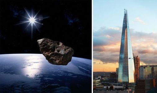 Asteroid alert: Monster rock bigger than Shard to ROAR by Earth - NASA warning