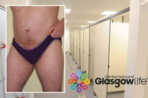 Row erupts as cross-dressing men get to use female changing rooms in Glasgow sports facilities