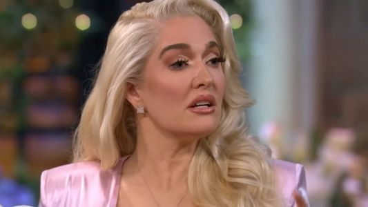 Real Housewives of Beverly Hills reunion: Erika Jayne denies knowing about ex Tom Girardi's embezzlement scandal