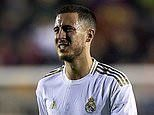 Eden Hazard OUT of Manchester City first-leg AND El Clasico