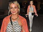 TOWIE's Olivia Attwood resumes filming after insisting she's not a bully despite Courtney Green row