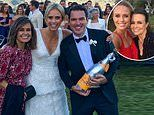 Lisa Wilkinson wishes Sylvia Jeffreys a happy third wedding anniversary