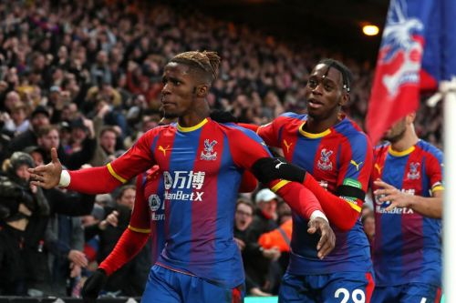 Crystal Palace may demand Man Utd wipe off Zaha sell-on fee as part of Wan-Bissaka transfer deal