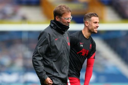 Jurgen Klopp's four standout options to start in Liverpool's defence vs West Ham